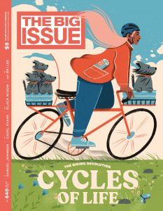 The Big Issue Cover